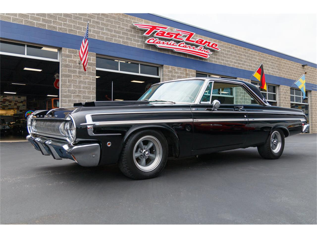 1964 Dodge Polara For Sale Cc 892293 4 Door Hardtop Large Picture Of 64 J4hx