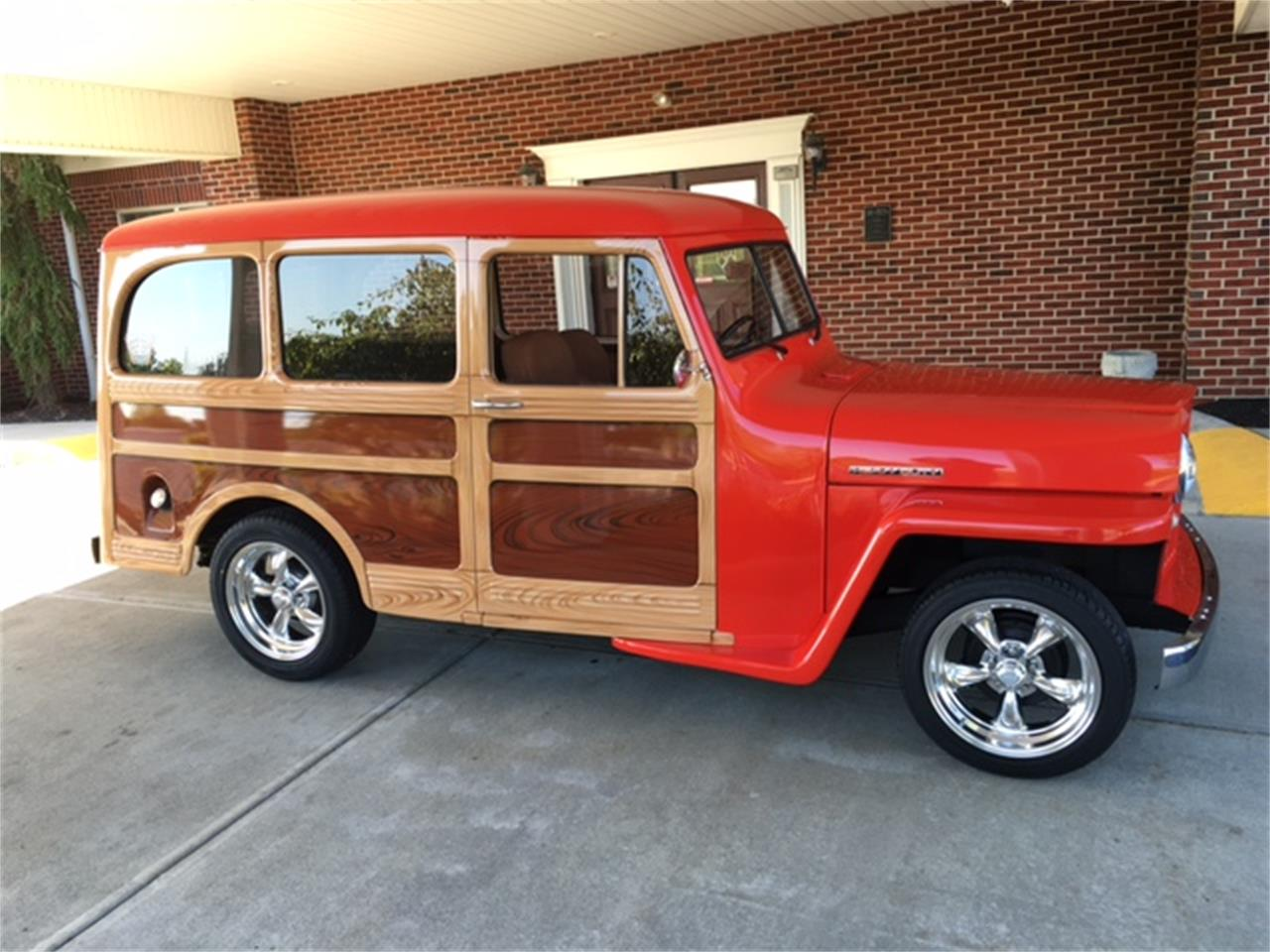 For Sale: 1947 Willys-Overland Jeep Station Wagon in Fairfield, Ohio