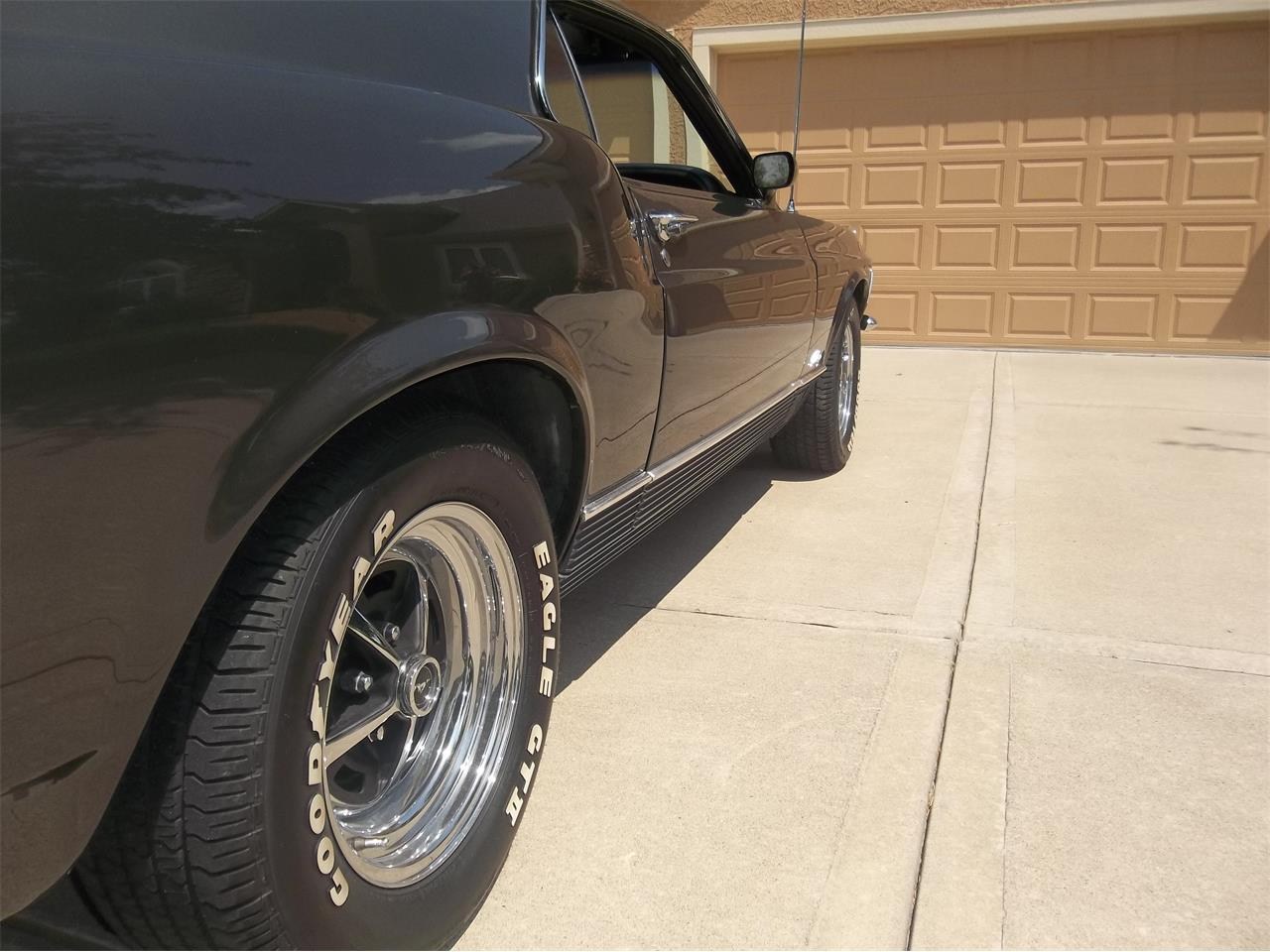 Large Picture of '70 Mustang Mach 1 - J4M1