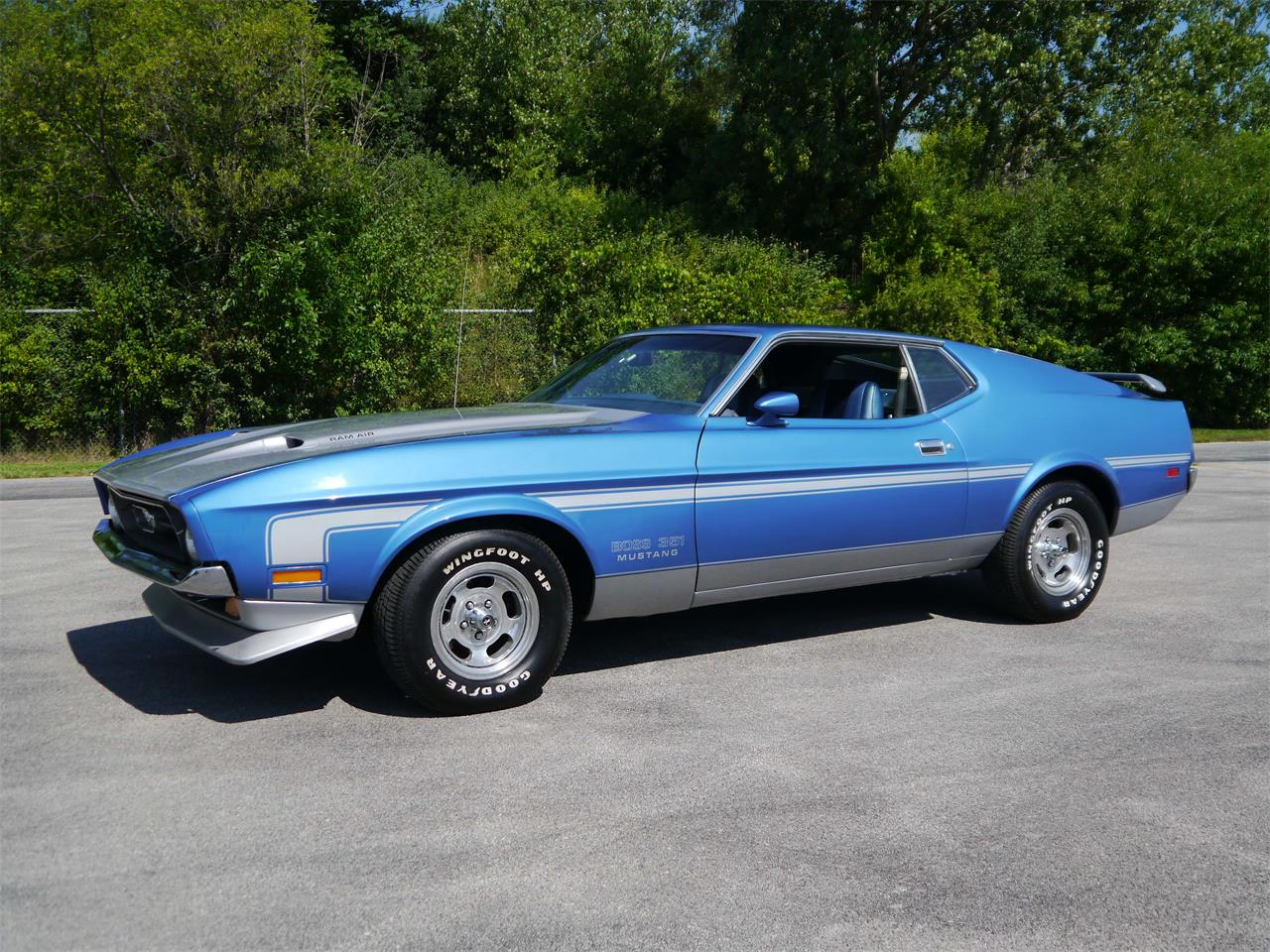 Large picture of 73 mustang mach 1 j4me