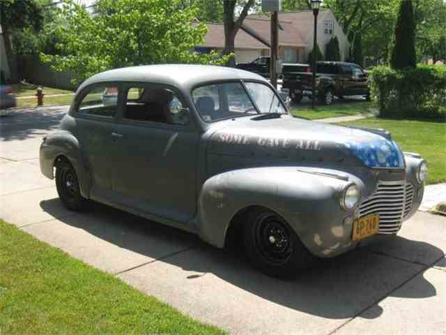 Picture of Classic '41 Chevrolet Sedan - $16,450.00 Offered by  - J2QX