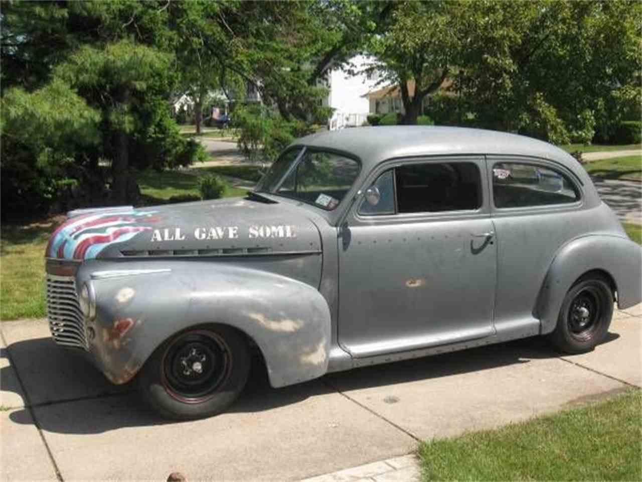 Large Picture of '41 Sedan - J2QX