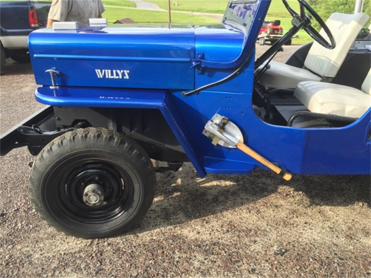 Car Auctions In Maryland >> 1955 Willys Jeep SJ3B for Sale | ClassicCars.com | CC-890255