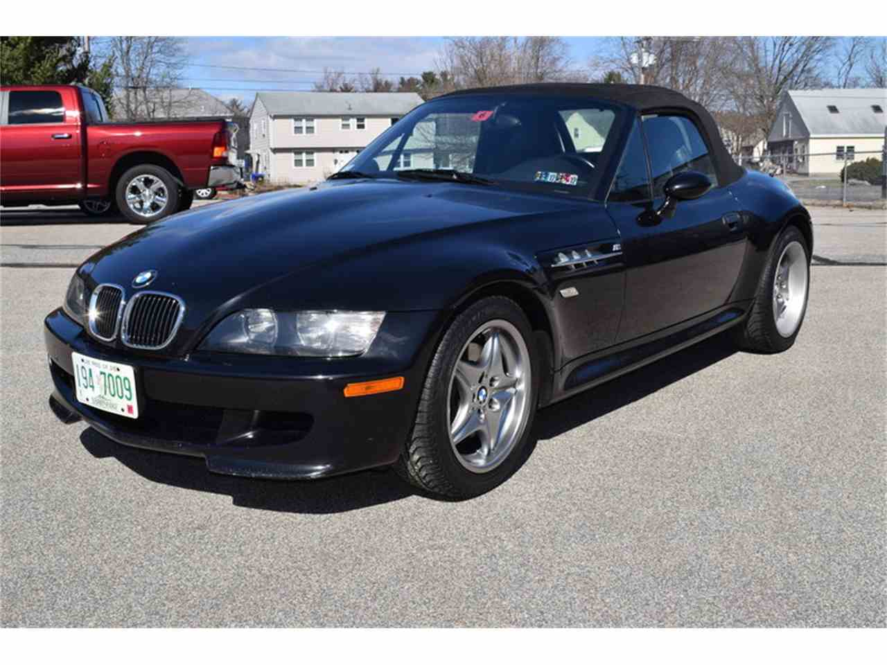 BMW Convertible 2001 bmw m roadster 2001 BMW M Roadster for Sale | ClassicCars.com | CC-892666