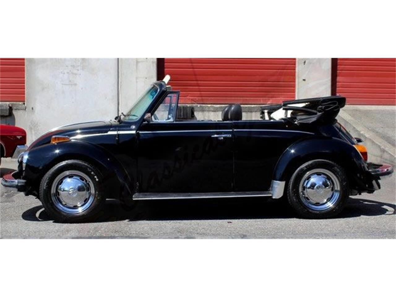 Large Picture of '79 Volkswagen Beetle - J4TV