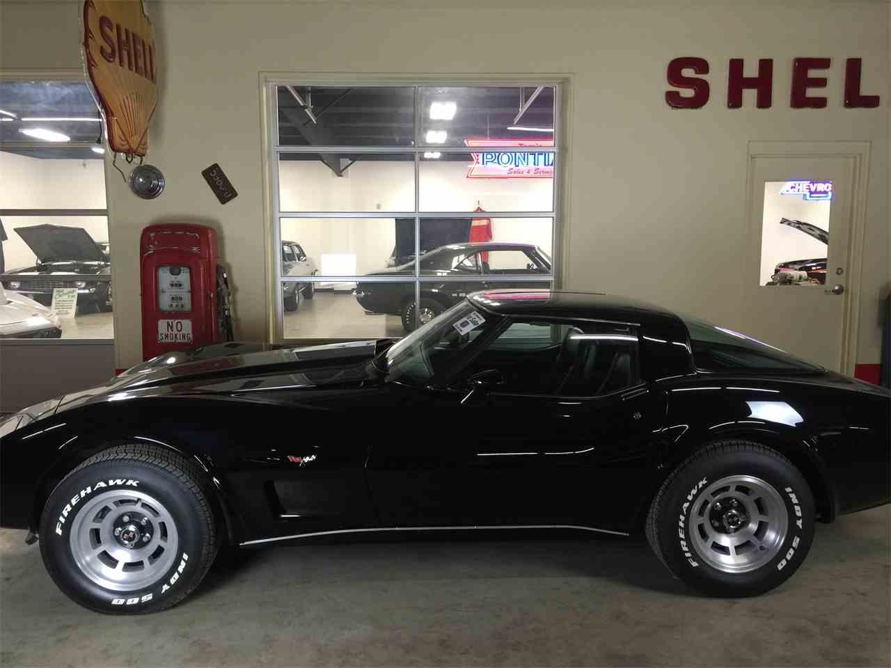 Large Picture of '79 Corvette - J2XT