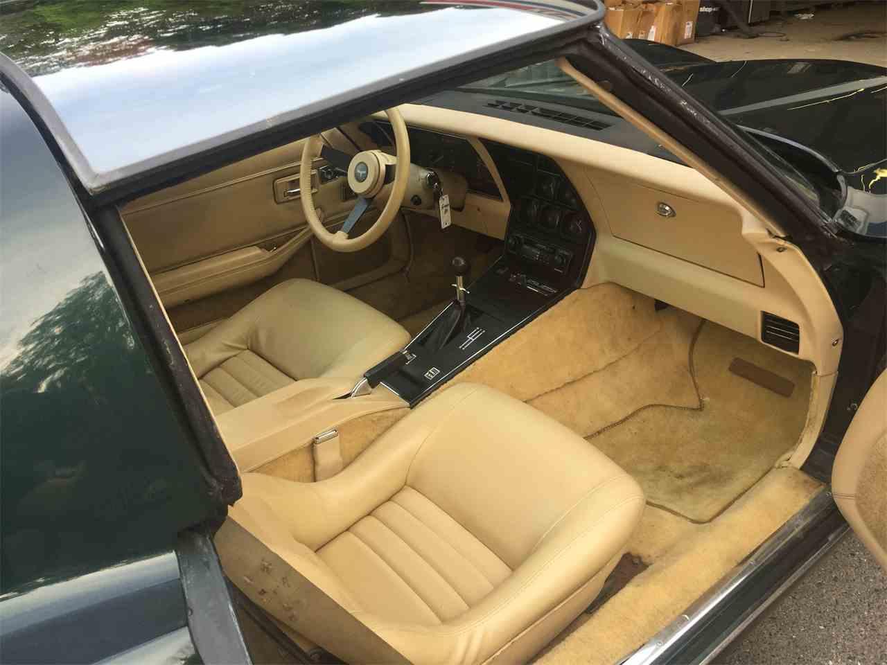 Large Picture of '80 Corvette - J2XX