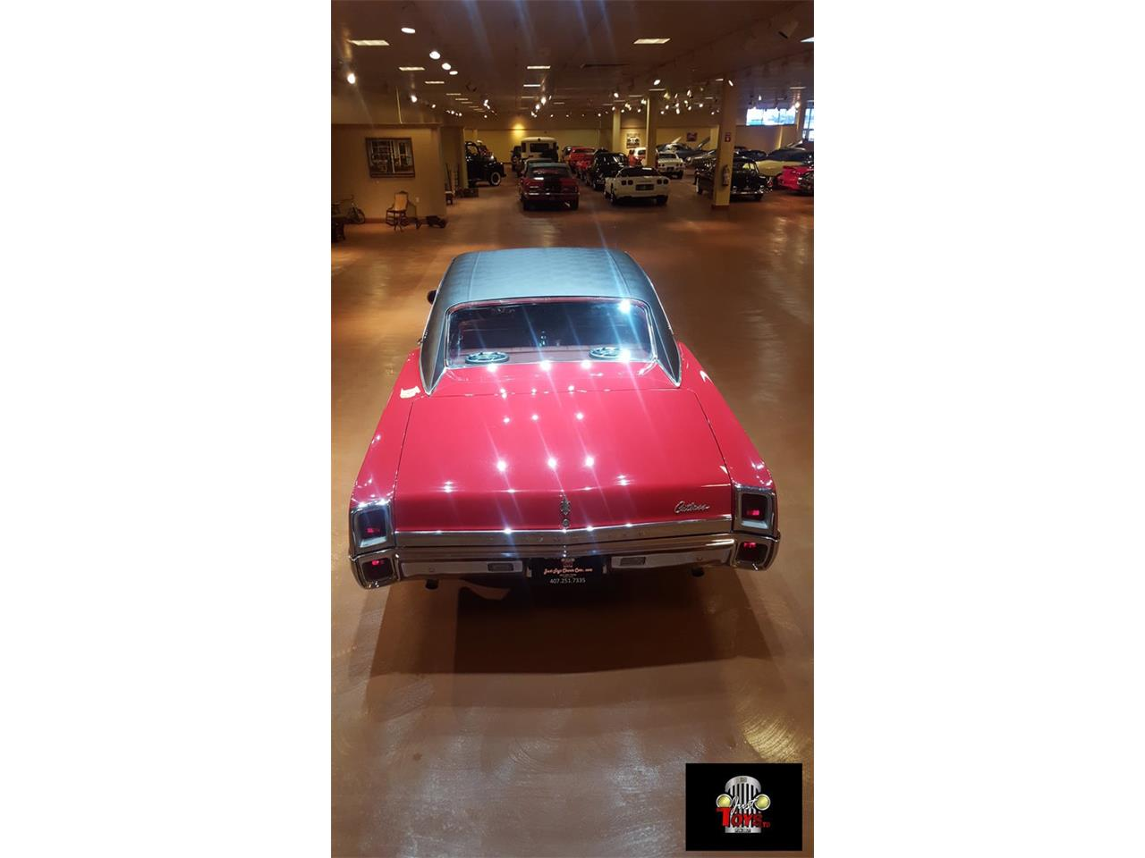 Large Picture of '67 Cutlass Supreme - J4VK
