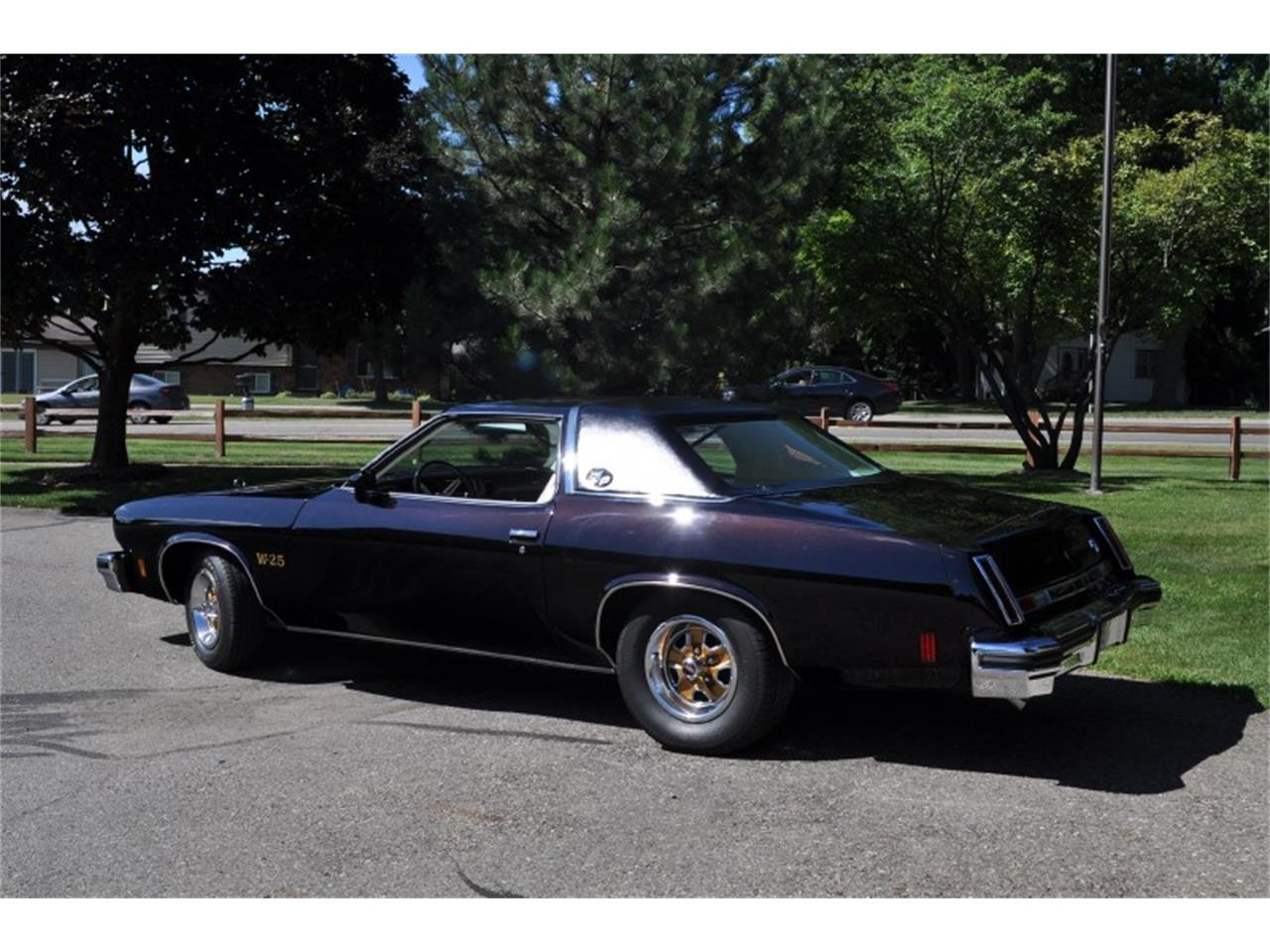 Large Picture of 1975 Oldsmobile 442 located in Clarkston Michigan - $22,500.00 Offered by Sleeman's Classic Cars - J4WG