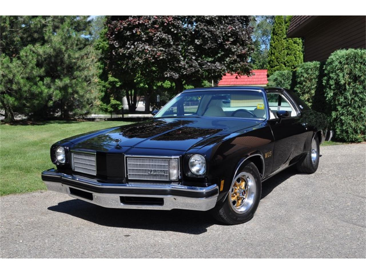 Large Picture of 1975 442 - $22,500.00 Offered by Sleeman's Classic Cars - J4WG