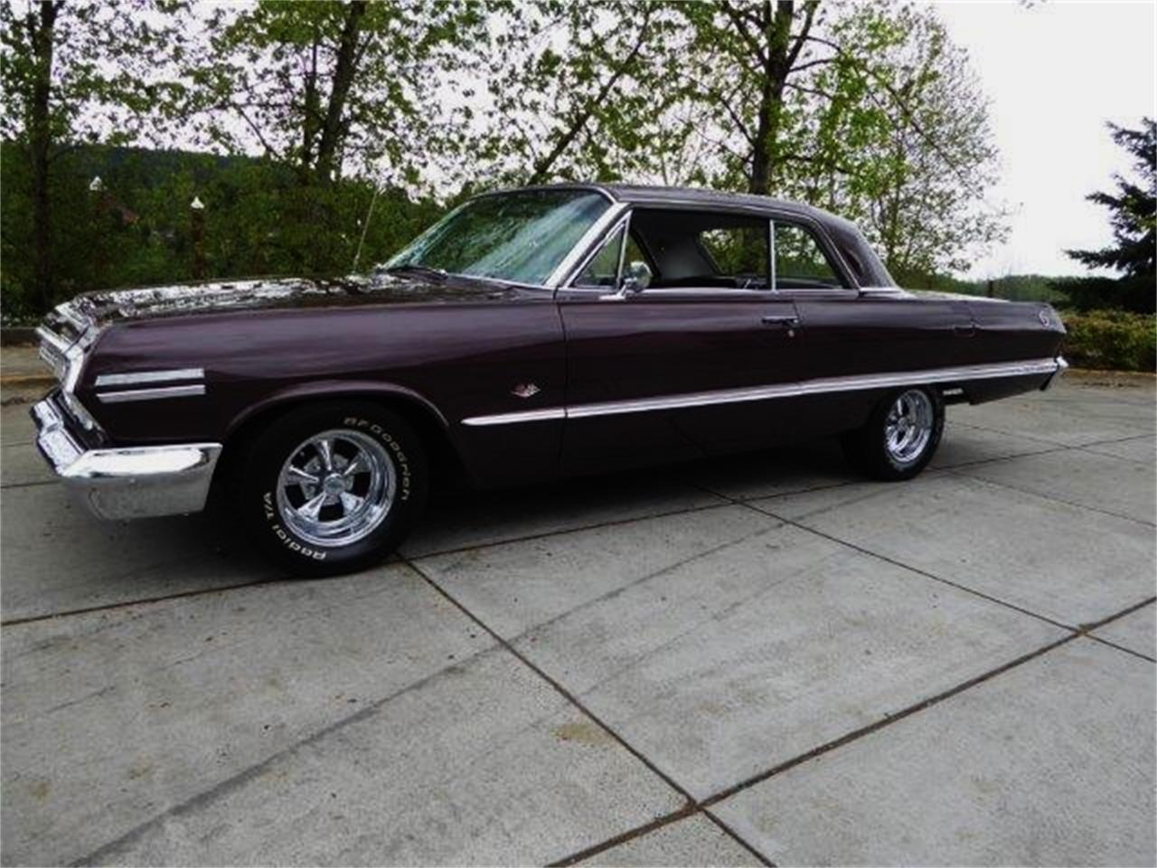 Large Picture of '63 Impala SS - J4WO