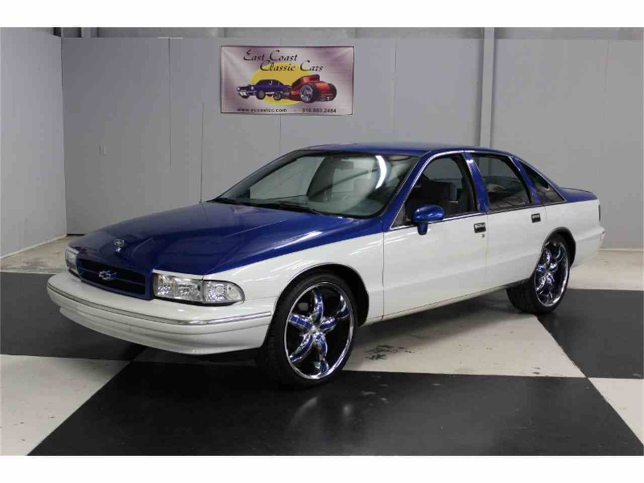 Large Picture of '94 Caprice - J4X6