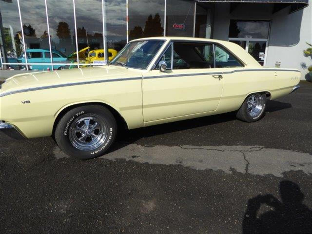 1967 Dodge Dart >> For Sale 1967 Dodge Dart In Gladstone Oregon