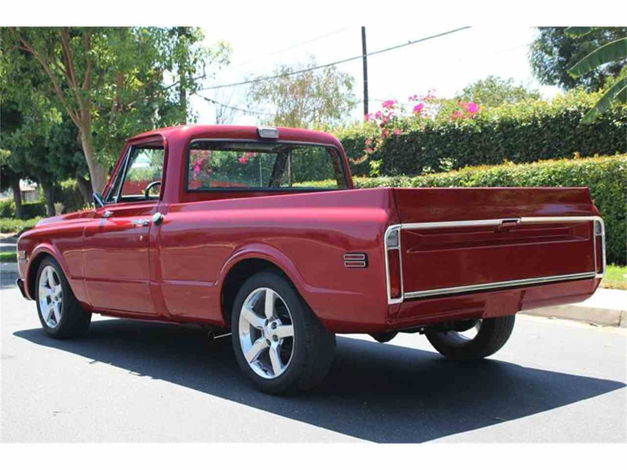 Large Picture of '70 C/K 10 - J51F