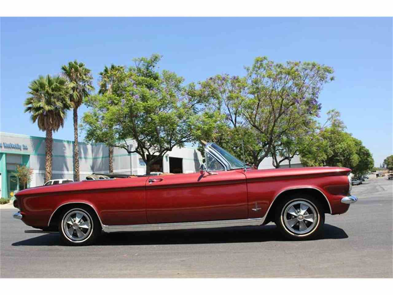 Large Picture of '64 Corvair - J51H