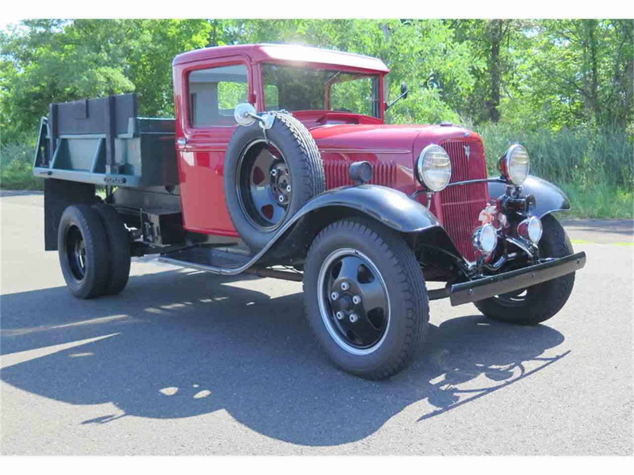 1934 Ford Model BB Dump for Sale | ClassicCars.com | CC-893012