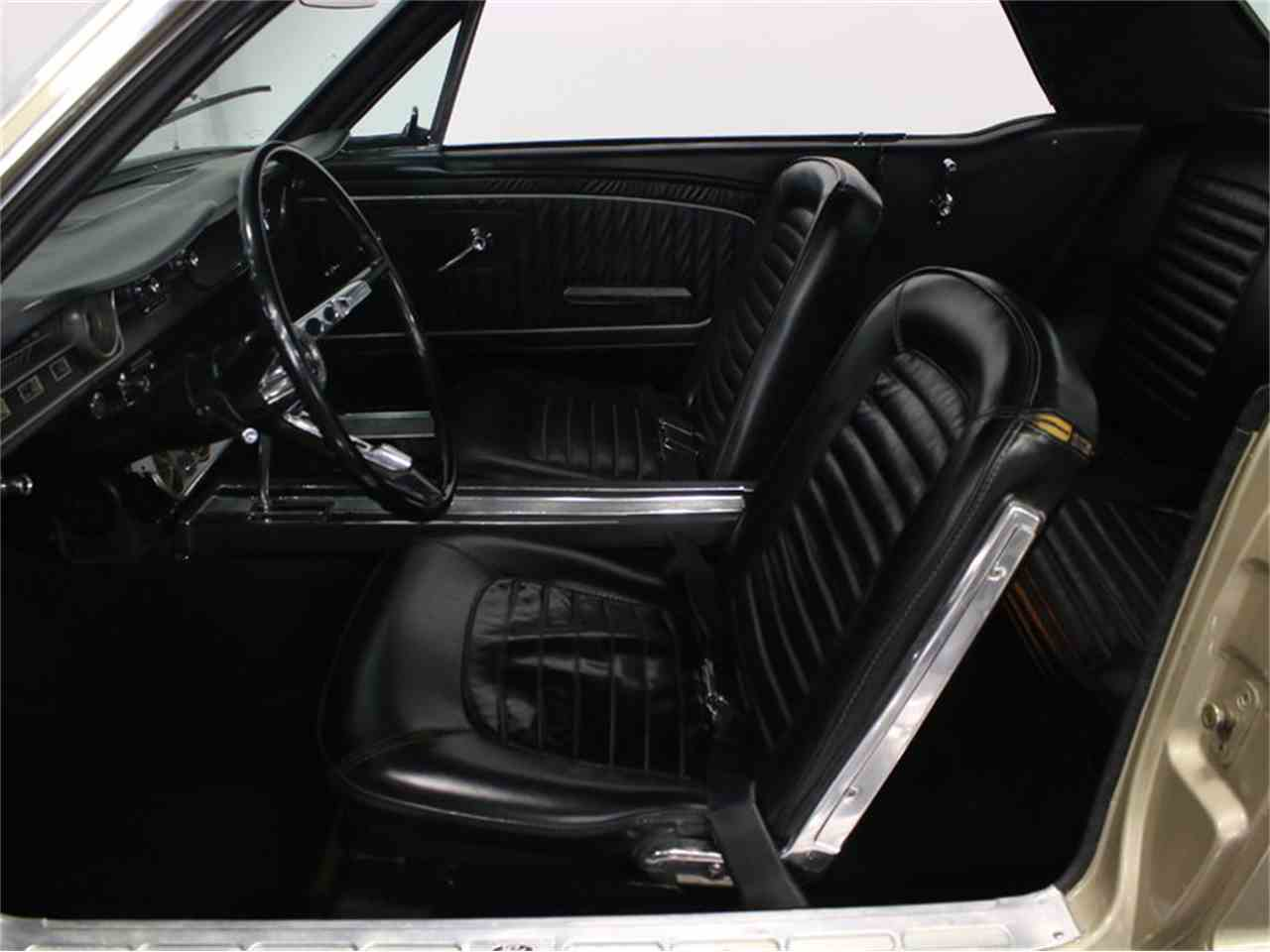 Large Picture of '65 Mustang - J522