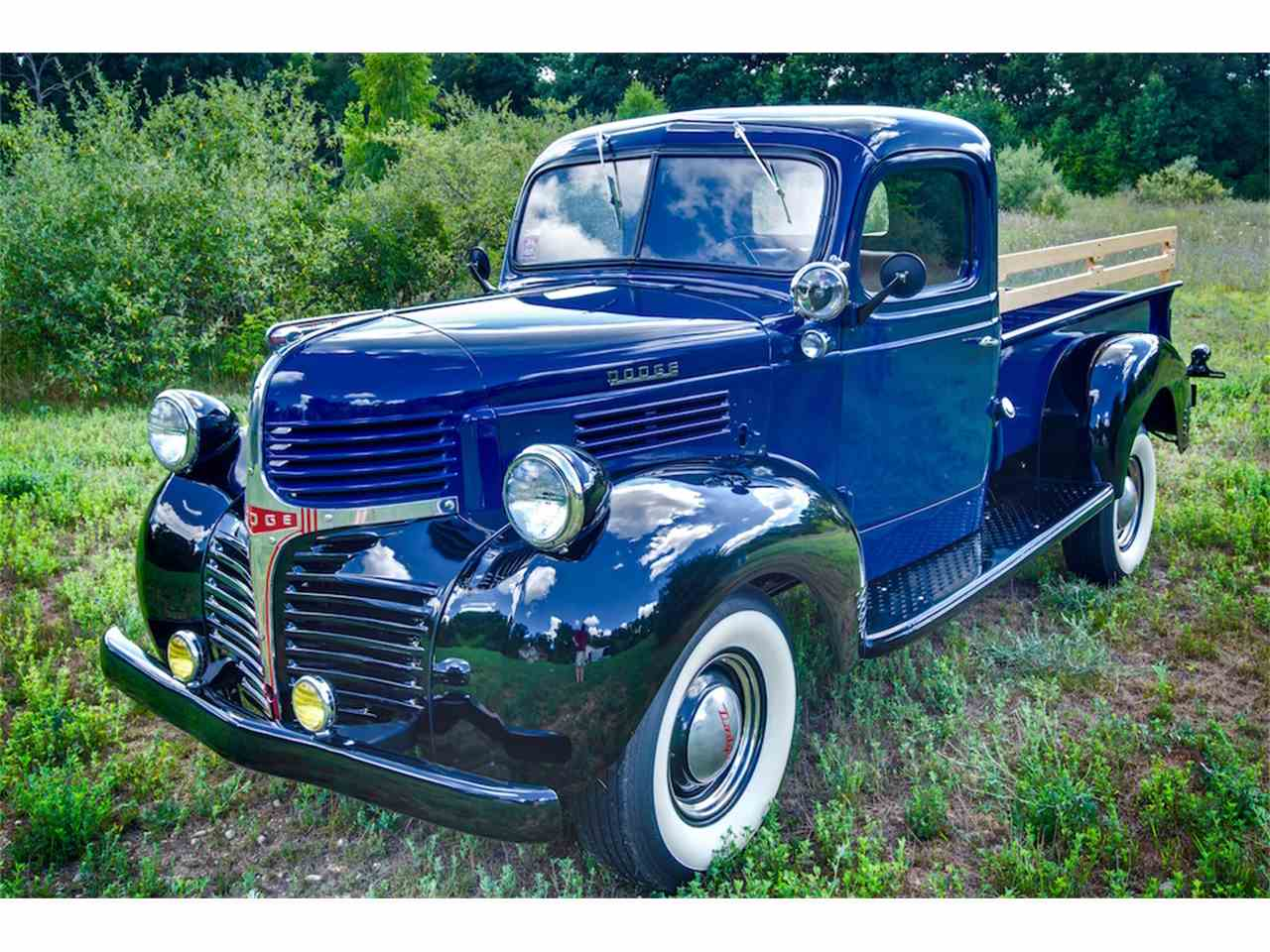 1947 Dodge Pickup for Sale | ClicCars.com | CC-893065