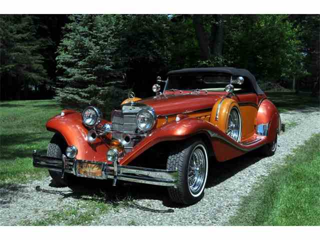 Picture of Classic 1936 Mercedes-Benz 500K Offered by  - J53H