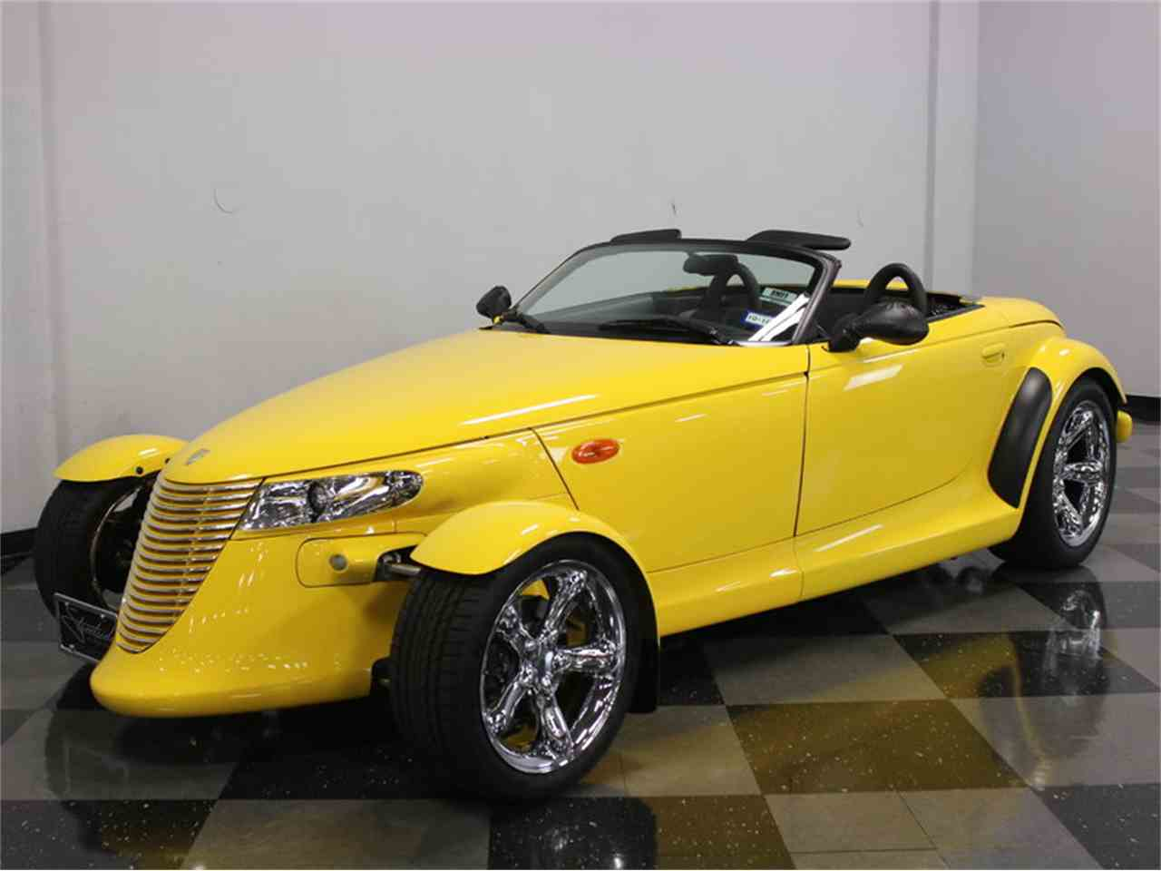 Large Picture of '99 Plymouth Prowler - $37,995.00 Offered by Streetside Classics - Dallas / Fort Worth - J56O