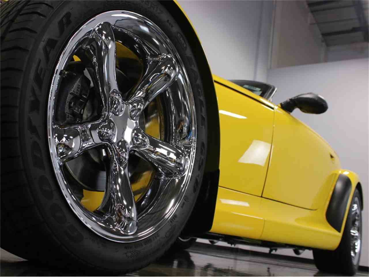 Large Picture of '99 Plymouth Prowler located in Texas Offered by Streetside Classics - Dallas / Fort Worth - J56O