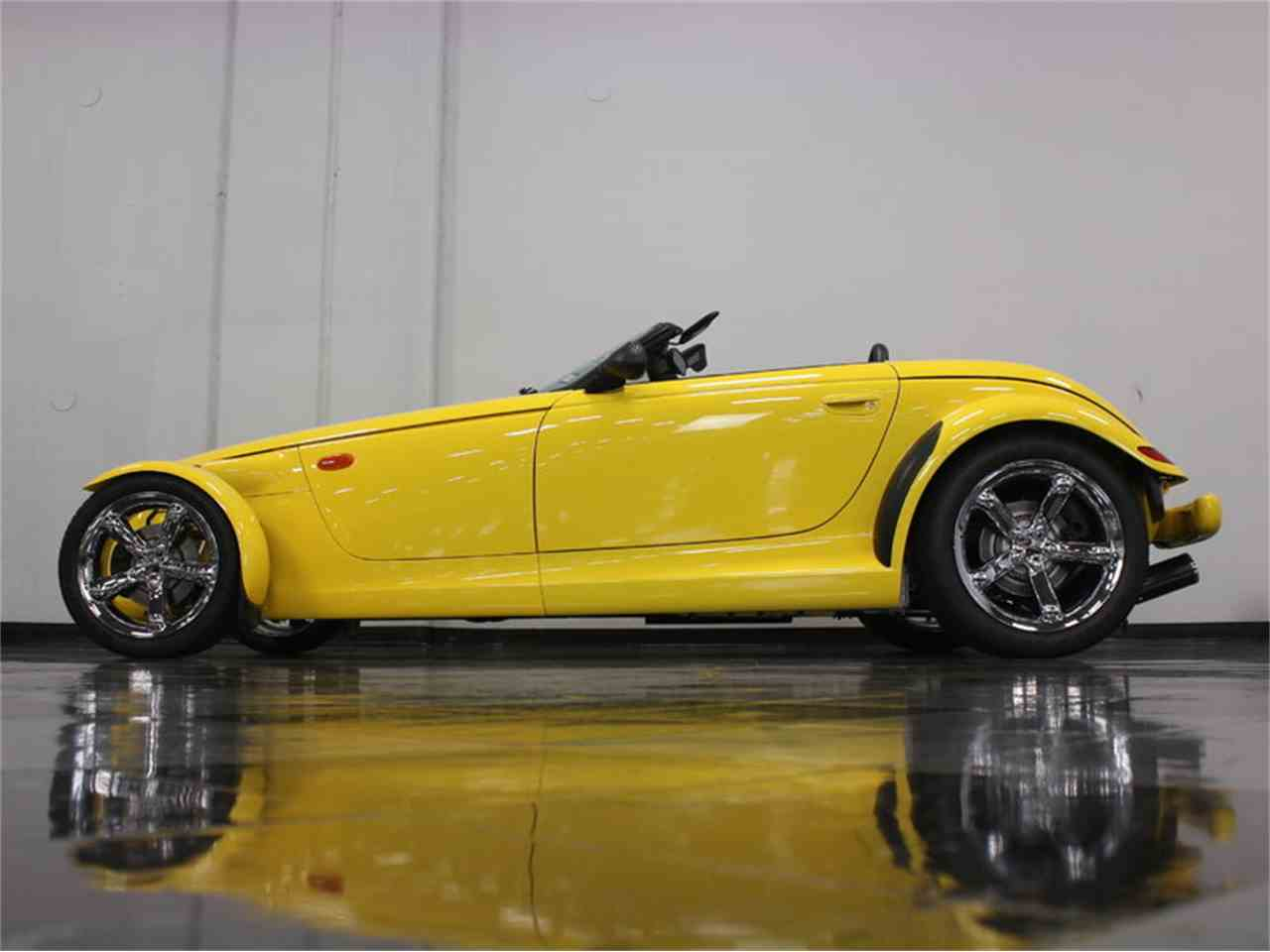 Large Picture of 1999 Plymouth Prowler located in Texas - $37,995.00 Offered by Streetside Classics - Dallas / Fort Worth - J56O