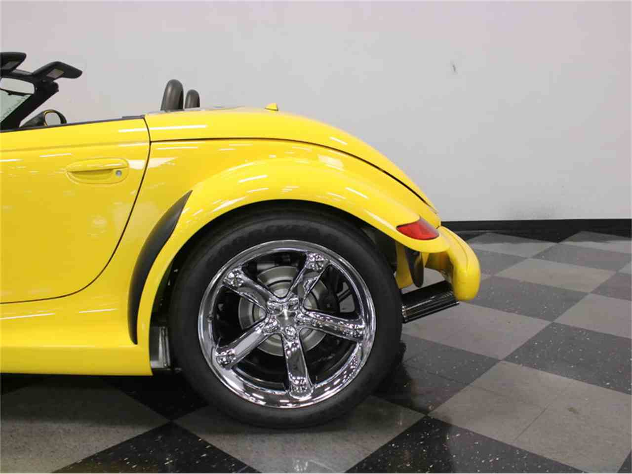 Large Picture of '99 Prowler located in Texas Offered by Streetside Classics - Dallas / Fort Worth - J56O