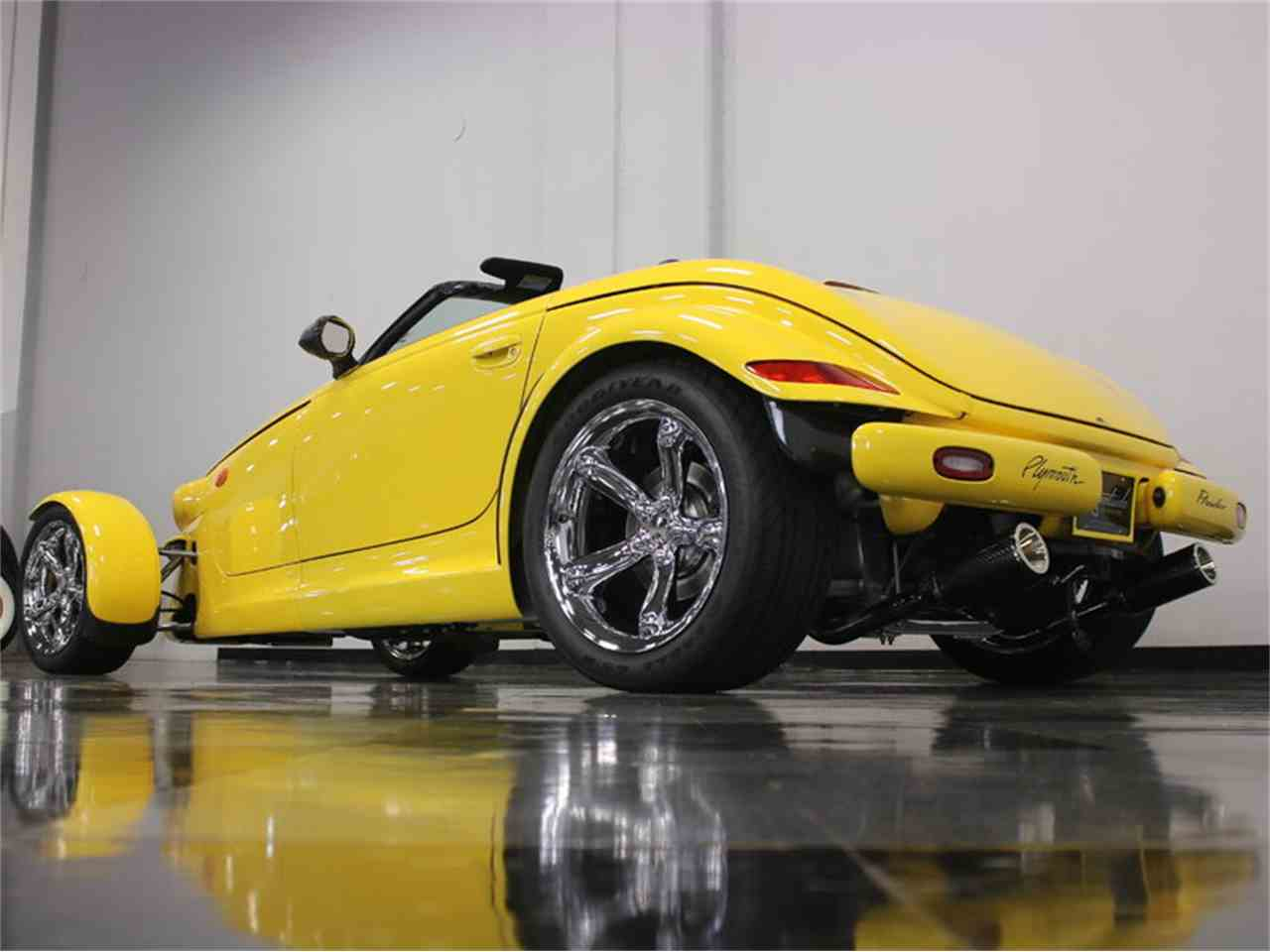 Large Picture of 1999 Prowler located in Ft Worth Texas - $37,995.00 - J56O