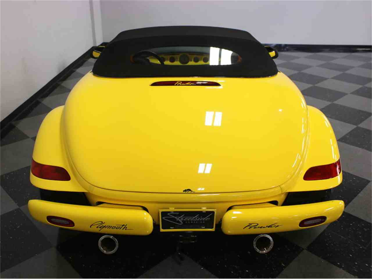 Large Picture of '99 Plymouth Prowler Offered by Streetside Classics - Dallas / Fort Worth - J56O