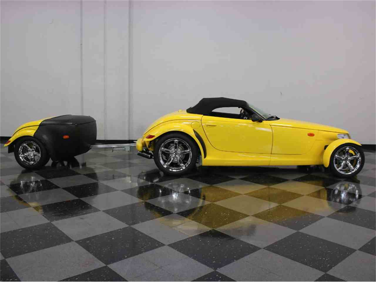 Large Picture of 1999 Plymouth Prowler Offered by Streetside Classics - Dallas / Fort Worth - J56O