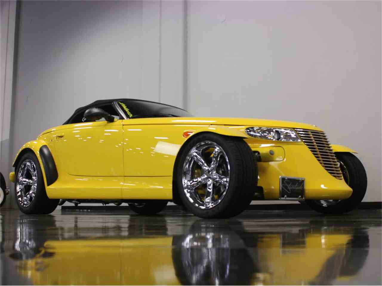 Large Picture of 1999 Prowler located in Ft Worth Texas Offered by Streetside Classics - Dallas / Fort Worth - J56O