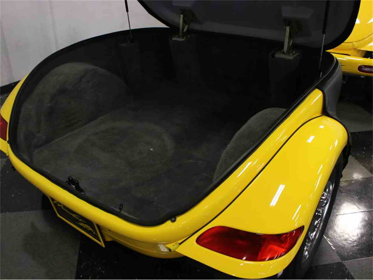 Large Picture of '99 Plymouth Prowler located in Ft Worth Texas Offered by Streetside Classics - Dallas / Fort Worth - J56O