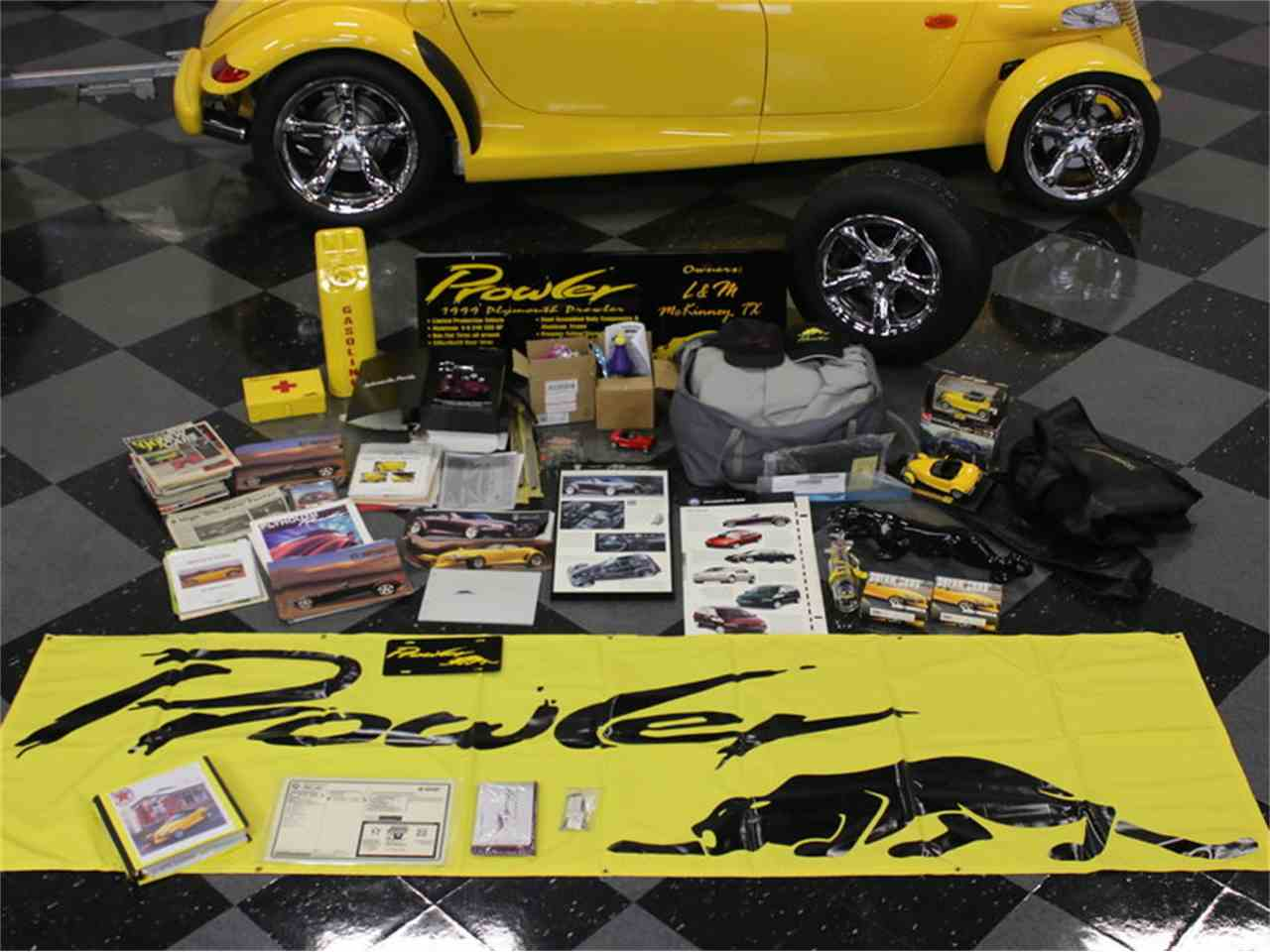 Large Picture of 1999 Plymouth Prowler - $37,995.00 Offered by Streetside Classics - Dallas / Fort Worth - J56O