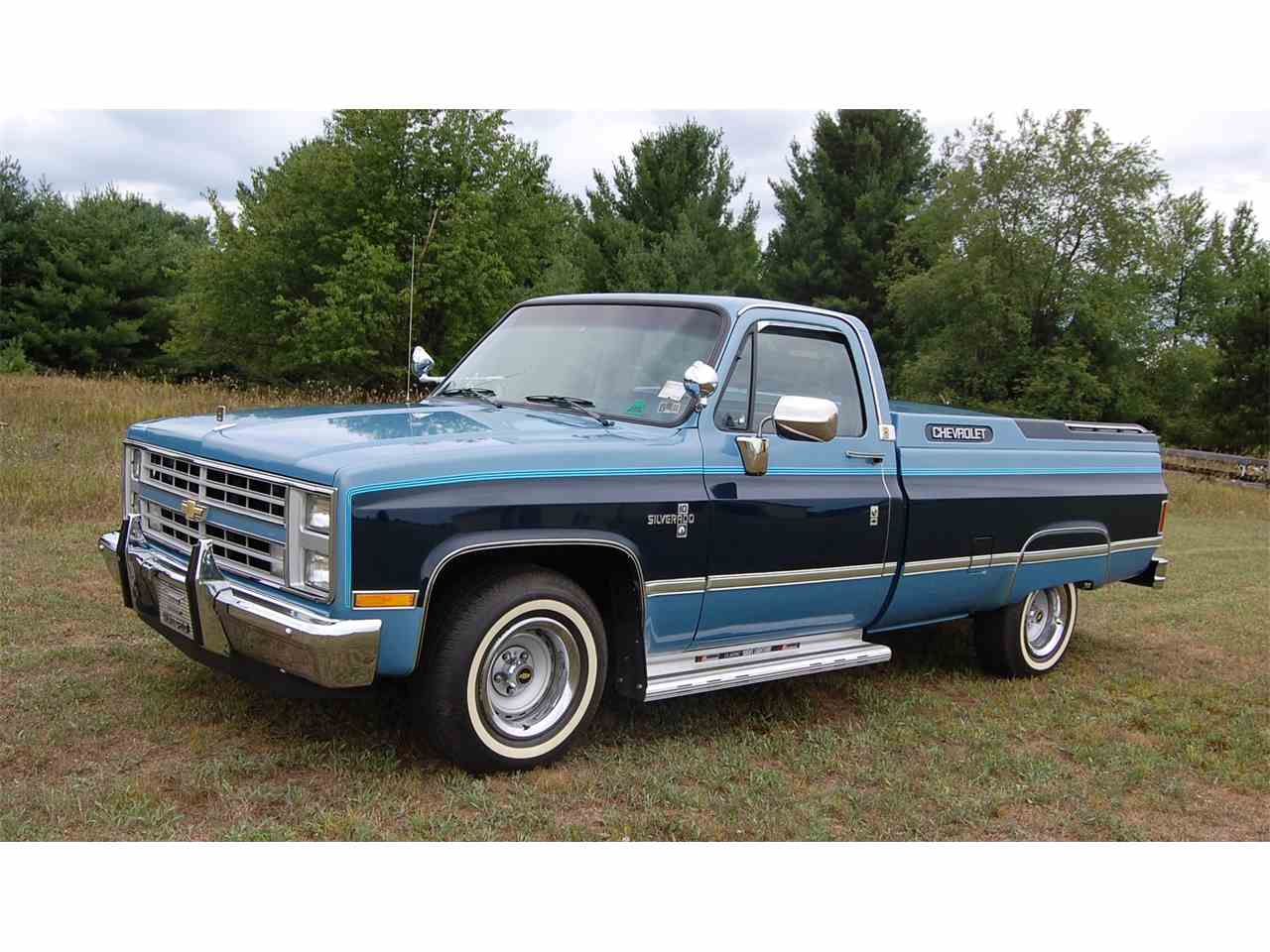 1987 Chevrolet Silverado for Sale | ClicCars.com | CC-893247