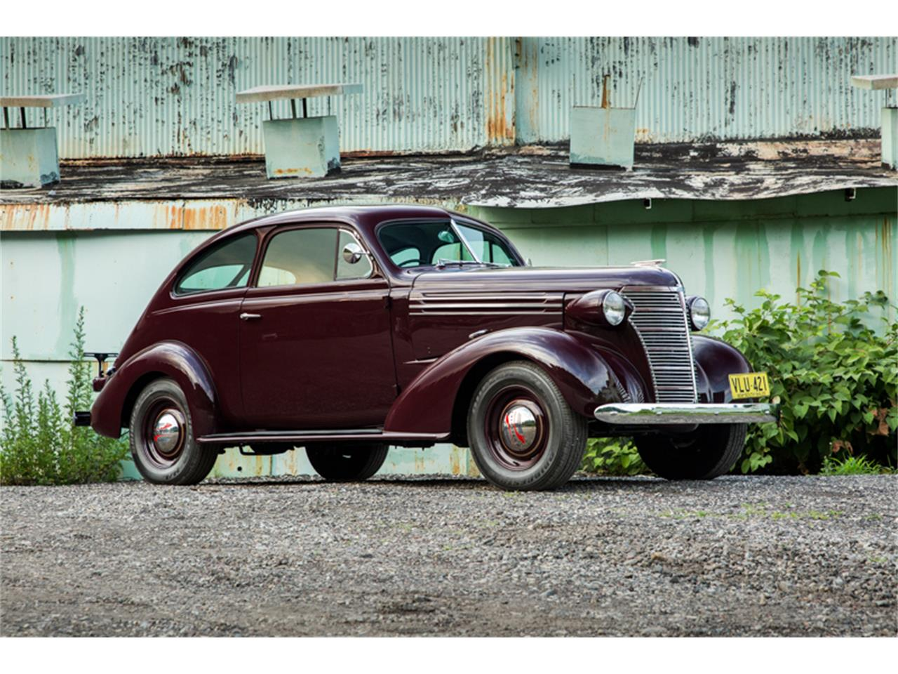Large Picture of Classic 1938 Standard By Holden  - $75,000.00 - J58T