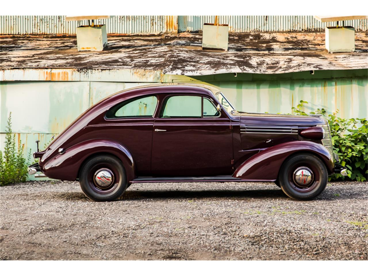 Large Picture of Classic 1938 Chevrolet Standard By Holden  located in Pennsylvania - $75,000.00 - J58T