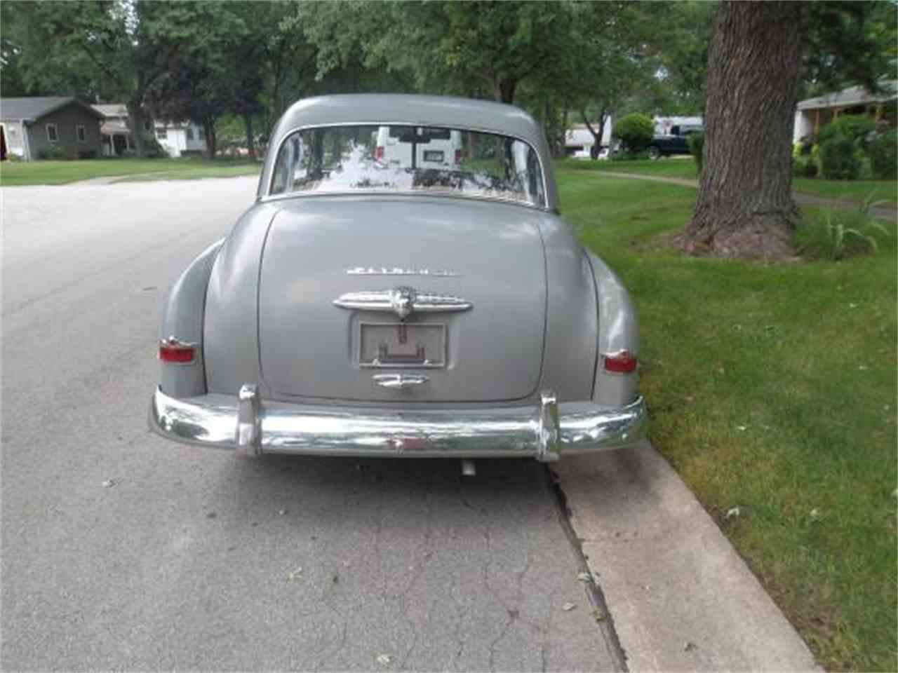 Large Picture of '51 Cambridge - J590