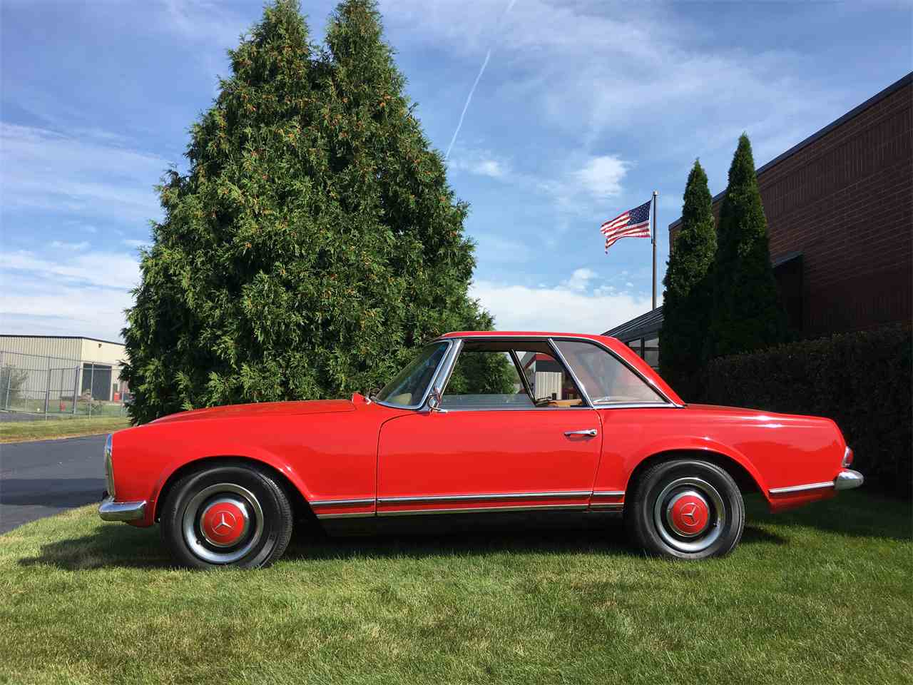 Large Picture of '66 230SL - J59W