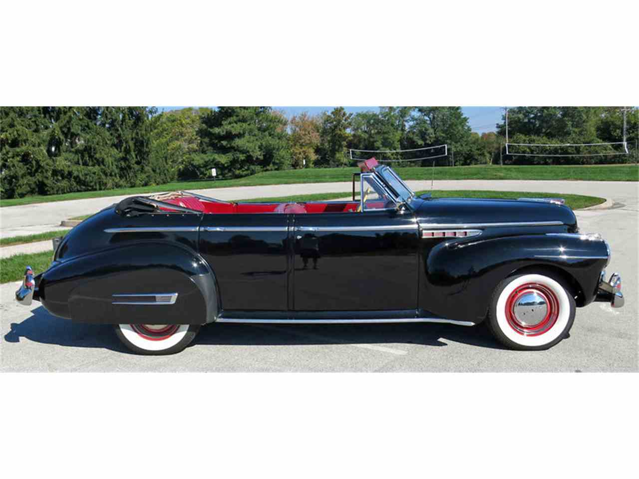 Large Picture of 1941 Buick Super located in Pennsylvania Offered by Connors Motorcar Company - J5C3