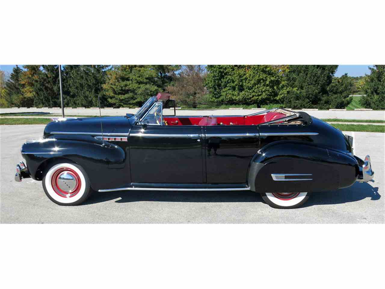 Large Picture of Classic 1941 Buick Super located in Pennsylvania Offered by Connors Motorcar Company - J5C3