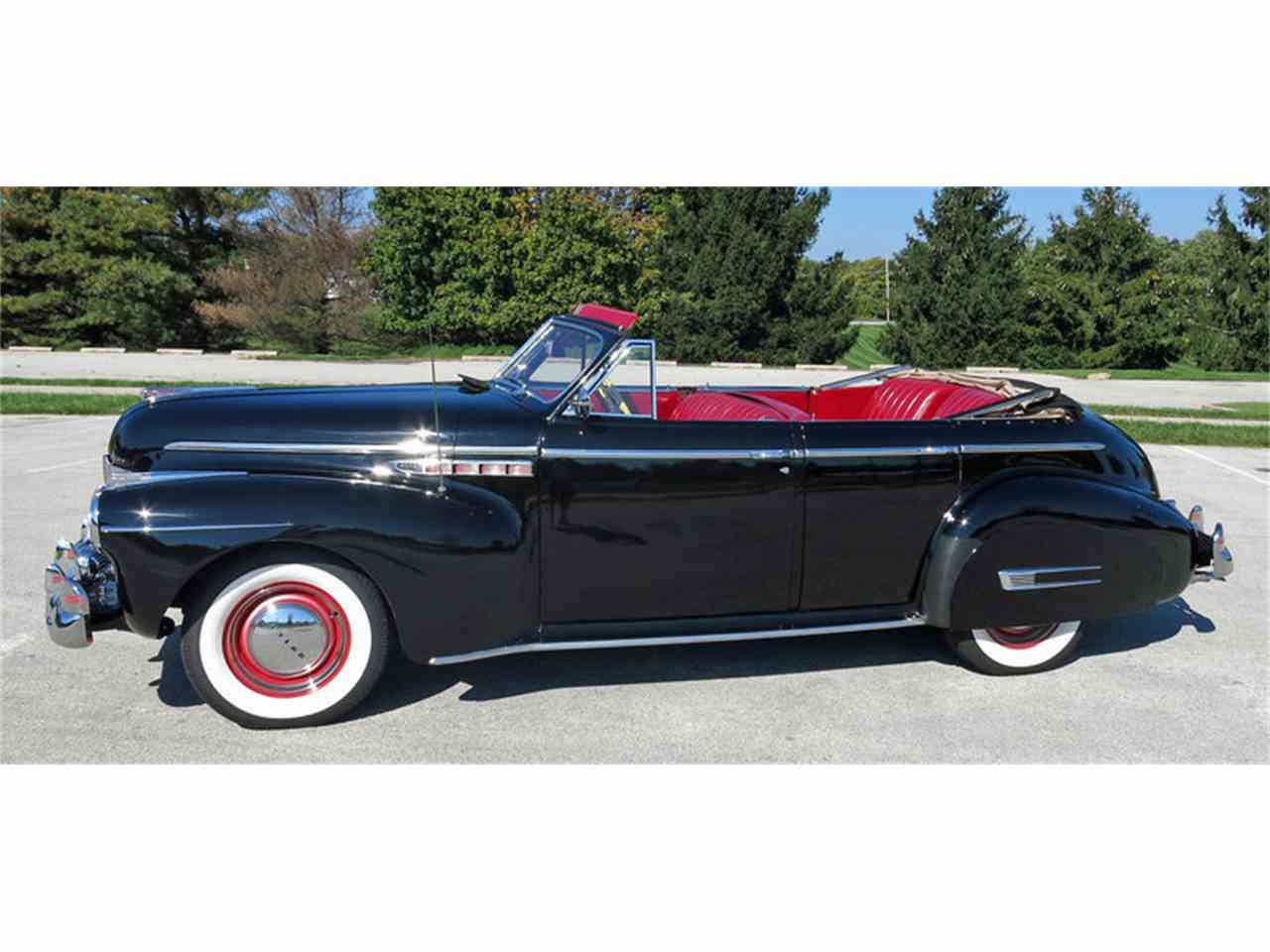 Large Picture of Classic '41 Buick Super - $79,000.00 Offered by Connors Motorcar Company - J5C3