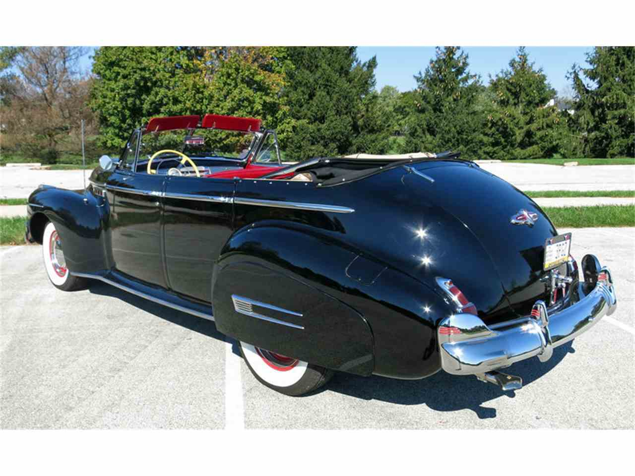 Large Picture of '41 Buick Super located in Pennsylvania - $79,000.00 Offered by Connors Motorcar Company - J5C3