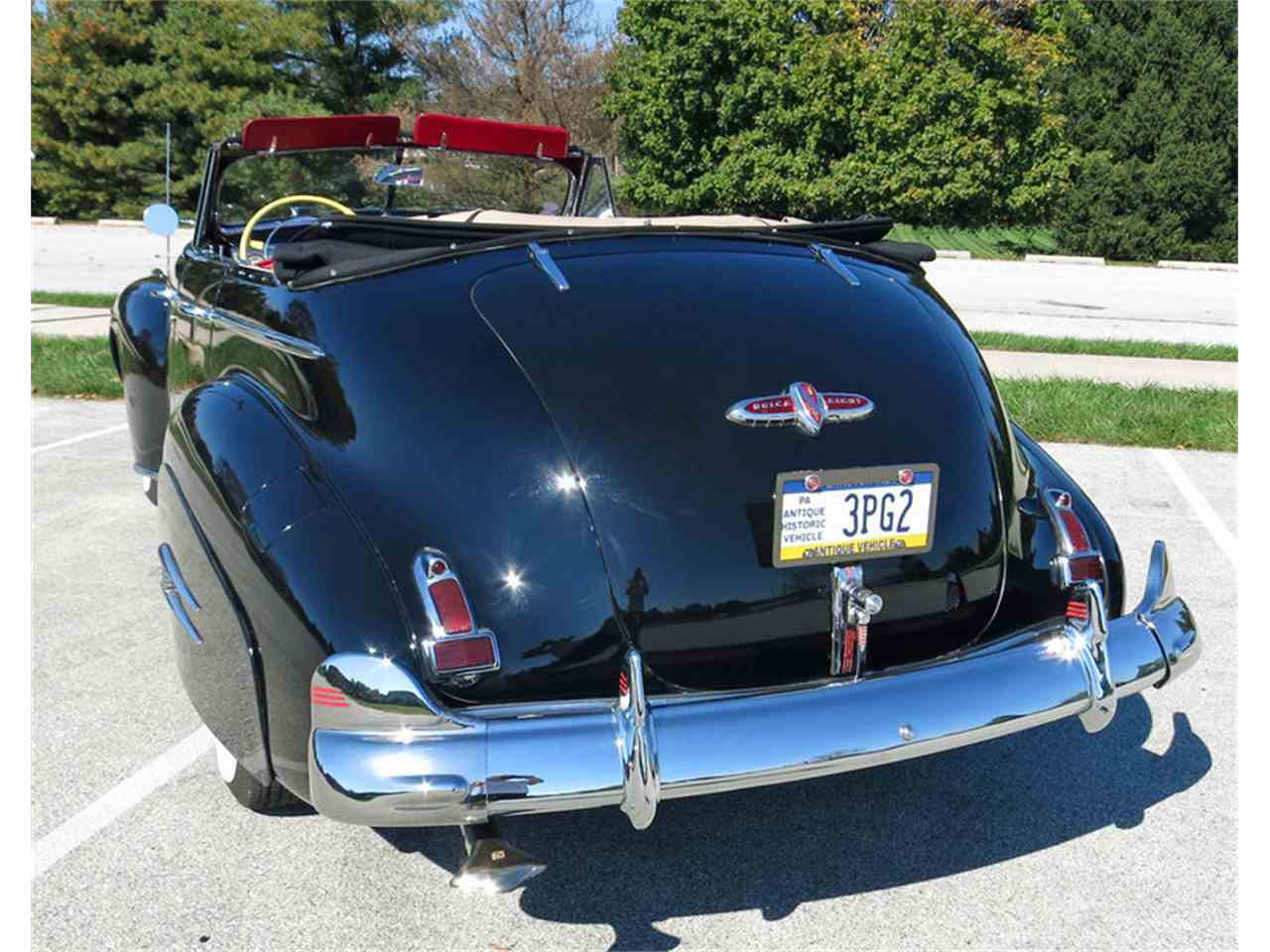 Large Picture of 1941 Buick Super located in Pennsylvania - $79,000.00 - J5C3