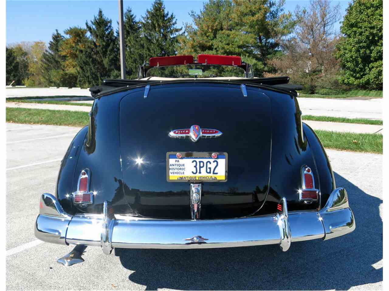 Large Picture of Classic '41 Buick Super located in West Chester Pennsylvania - $79,000.00 Offered by Connors Motorcar Company - J5C3