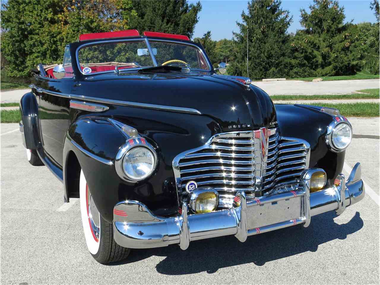 Large Picture of Classic '41 Super located in West Chester Pennsylvania - $79,000.00 Offered by Connors Motorcar Company - J5C3