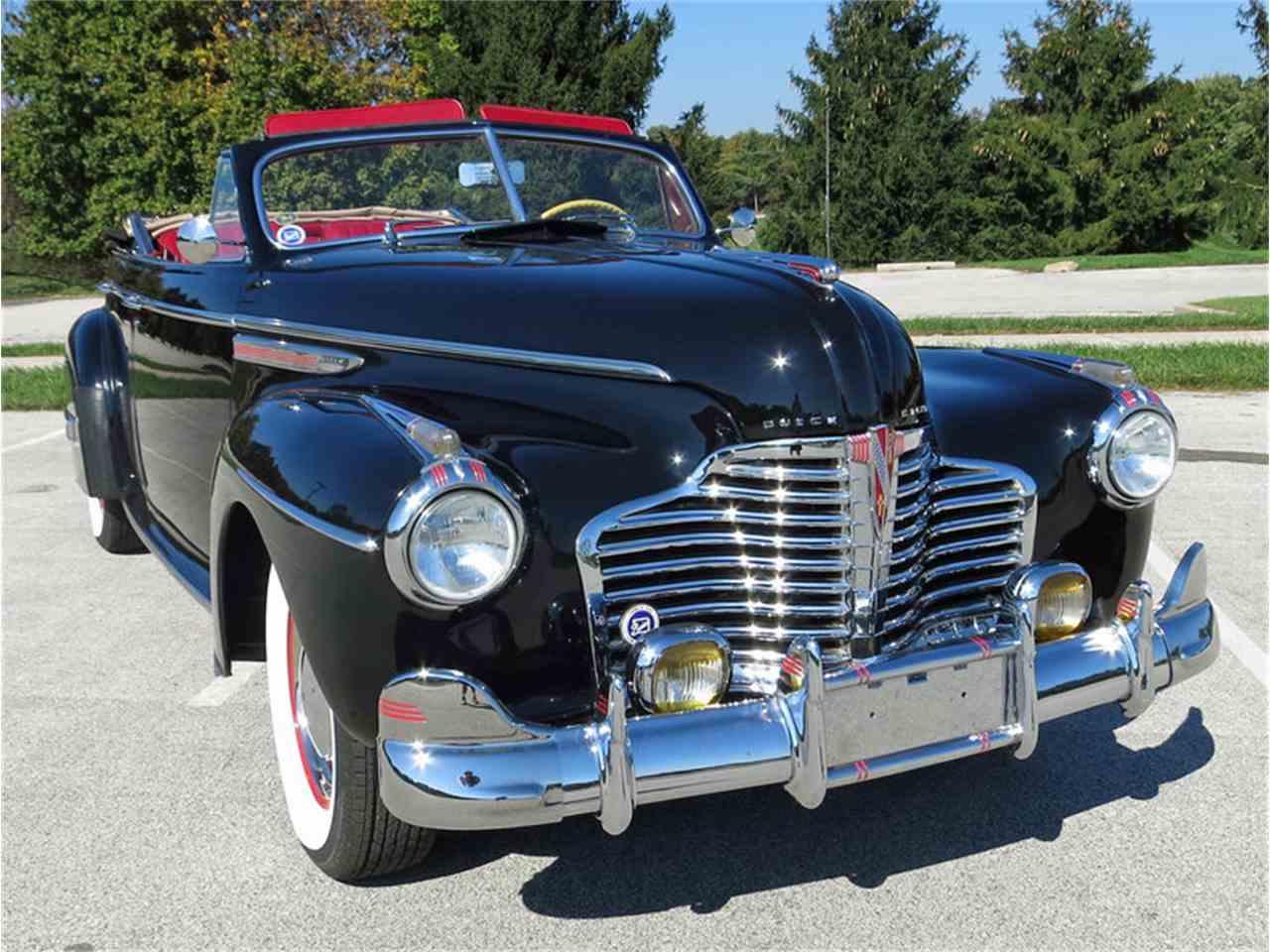 Large Picture of Classic '41 Buick Super located in Pennsylvania - $79,000.00 - J5C3
