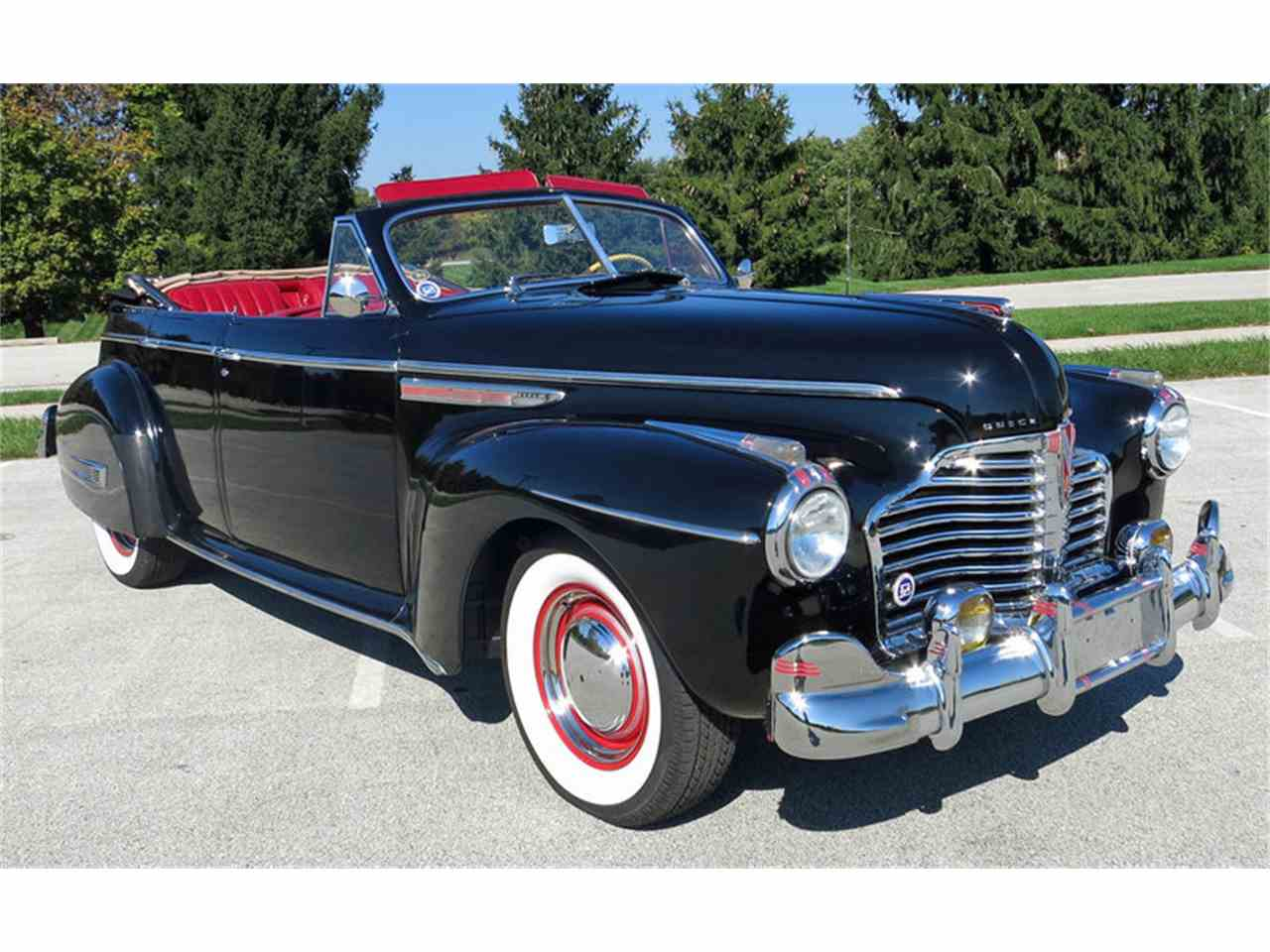 Large Picture of '41 Super located in Pennsylvania Offered by Connors Motorcar Company - J5C3