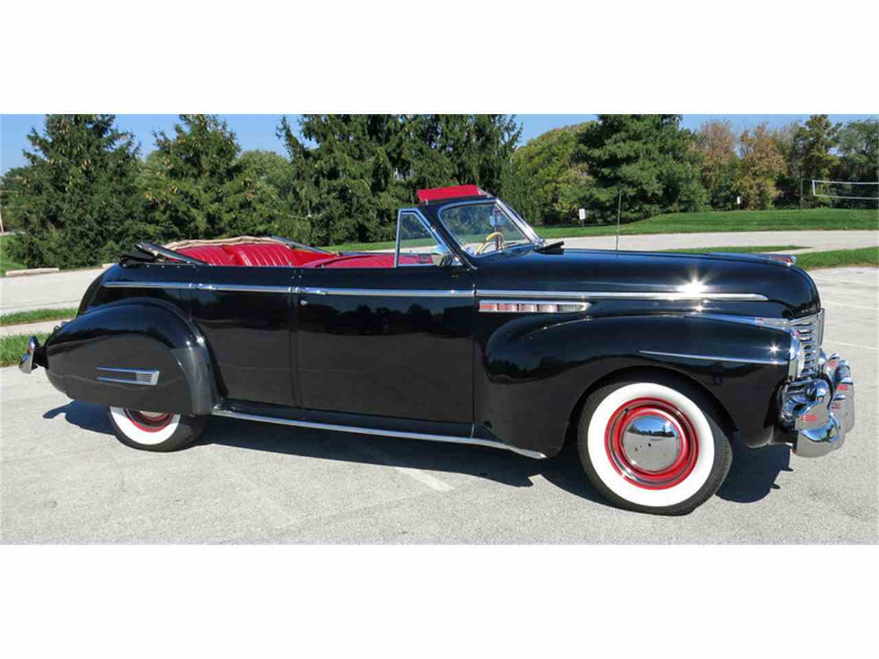 Large Picture of '41 Buick Super located in West Chester Pennsylvania Offered by Connors Motorcar Company - J5C3
