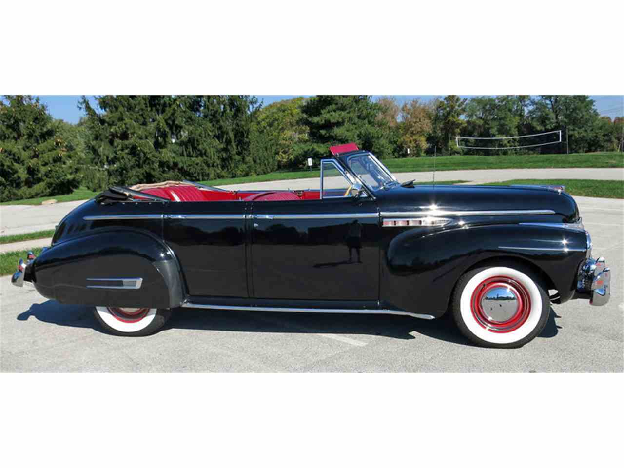 Large Picture of 1941 Buick Super - $79,000.00 Offered by Connors Motorcar Company - J5C3