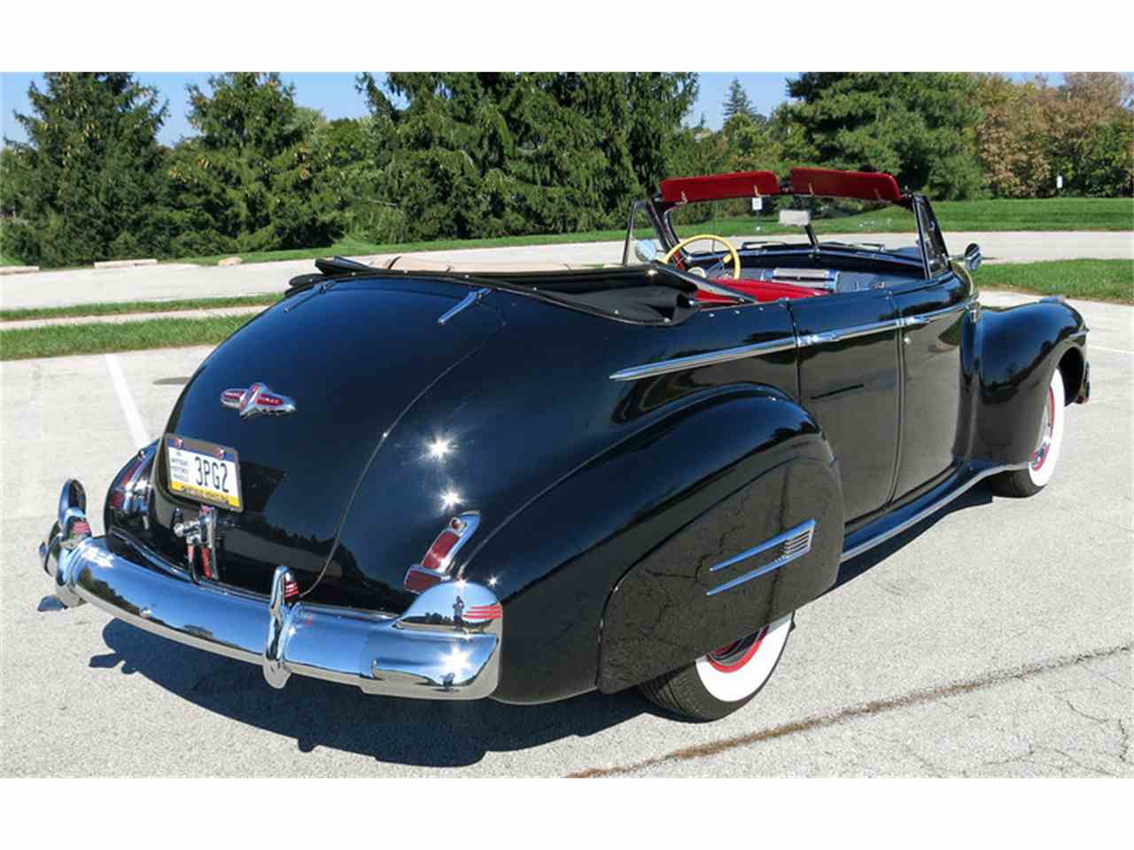Large Picture of Classic 1941 Buick Super - $79,000.00 Offered by Connors Motorcar Company - J5C3